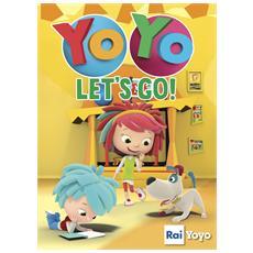 DVD YO YO LET'S GO 3