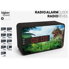 Interactive RR15DINO Orologio Mint colour radio
