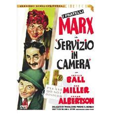 Dvd Servizio In Camera
