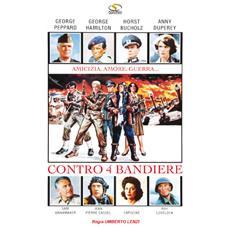 Dvd Contro 4 Bandiere
