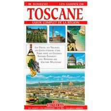 Toscana. Guida alle località più famose della Toscana. Ediz. francese