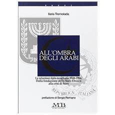 All'ombra degli arabi. Storia delle relazioni tra Italia e Israele