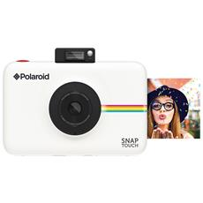 Fotocamera Istantanea Snap Touch Stampa ZINK Sensore 13Mpx - Bianco