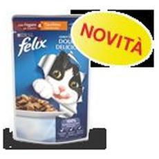 Gatto, Gatto, Doubly Delicious Tacchino E Fegato Gr. 100