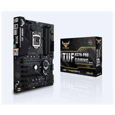 Scheda TUF H370 Pro Gaming Socket LGA1151 Chipset H370 ATX