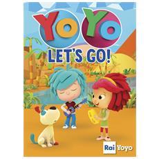 DVD YO YO LET'S GO 2