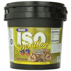 Iso Sensation 93 5 Lbs (2268g) - Cioccolato