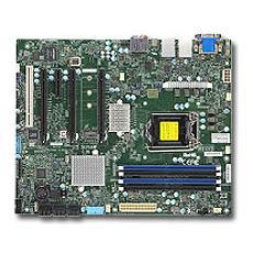 X11SAT-F, Intel, DDR4-SDRAM, ATX, 4GB, 8GB, 16GB, Intel C236, Socket H4 (LGA 1151)