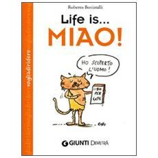 Life is. . . miao!