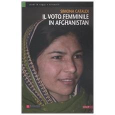 Il voto femminile in Afghanistan