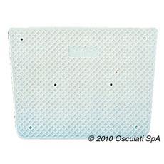 Tavoletta proteggi poppa plastica 45 x 36 cm