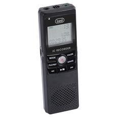Mini Registratore Digitale Vocale Dr 435 Sa