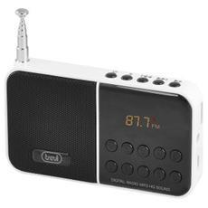 Radio Fm Con Lettore Mp3 E Microsd Dr 740 Sd