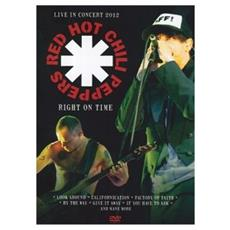 Red Hot Chili Peppers - Right On Time