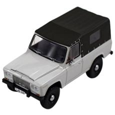 Ist182 Aro 240 1972 White W / soft Top Black 1:43 Modellino