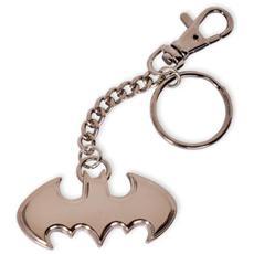Batman Metal Key Ring Logo