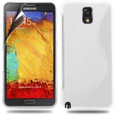 Cover Custodia Sline Silicone Tpu - Trasparente - Samsung Galaxy Note 3