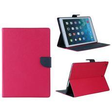 Custodia Deluxe Bcf Per Apple Ipad Air2 Pink Navy