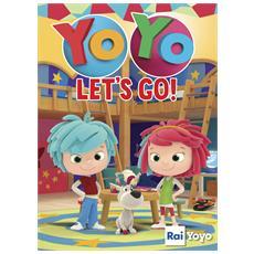 DVD YO YO LET'S GO 1