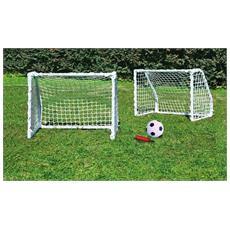LEGLER - Porte Da Calcio Per Bambini 61x45x30 Cm. Legler