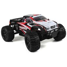 Zd Racing 10427 - S 1:10 Big Foot Rc Truck Rtr 2.4ghz 4wd / Splashproof 45a Esc / 3.5kg Servo Coppia Elevata