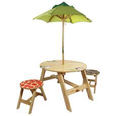 Fantasy Fields bambini tavolo e sedie