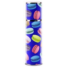 Batteria Esterna Universale 2600mAh, 1 USB, Output 1A, Li-Ion Macarons Blu