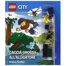 Come catturare un alligatore? Lego City. Con gadget. Vol. 3