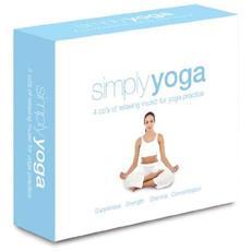 Aa. Vv. - Simply Yoga (4 Cd)