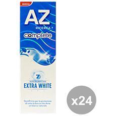 Set 24 Complete Extrawhite 75 Ml. Prodotti Per