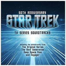 Star Trek - 50th Anniversary - TV Series Soundtracks (2 Lp)