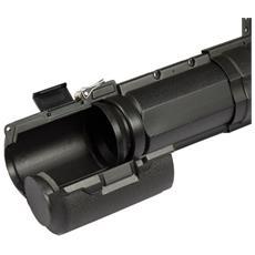 Portacanne Protection Tube 3 Sezioni Unica Nero