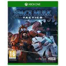 XONE - Space Hulk Tactis - Day one: OTT 18