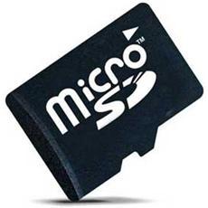 microSD Intermec 2 GB - 1 Scheda