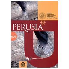 Perusia. Rivista del Dipartimento di culture comparate dell'Università per stranieri di Perugia. Nuova serie (2009) . Vol. 4