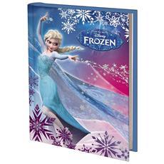 Diario Scuola Frozen 10 Mesi Formato Standard Grafiche Assortite