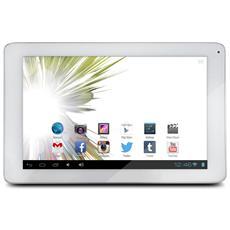 "Tablet Onyx Bianco Dual Sim 10.1"" Quad Core Memoria 8 GB +Slot MicroSD Wi-Fi - 3G Fotocamera 2Mpx Android -"