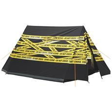 Tenda Campeggio Image Crime Scene
