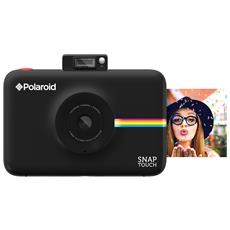 Fotocamera Istantanea Snap Touch Stampa ZINK Sensore 13Mpx - Nero