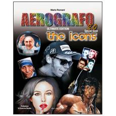 Aerografo 2.0. The icons