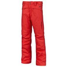 Pantalone Snowboard Donna Hopkins 14 Rosso 44
