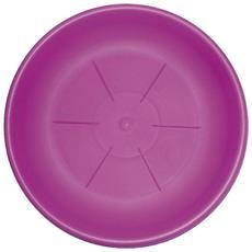 Sottovaso Rotondo Diametro Cm. 22 Colore Fuxia