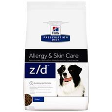Prescription Diet Allergy & Skin Care Z / d - Secco Cane Con Allergie Kg. 10