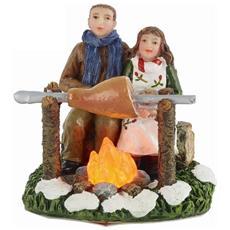 Prosciutto Allo Spiedo - Roastering Ham Cod. 612017 Presepe