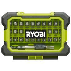 Box Rinforzato 32 Bit Cacciavite Torx T7-t40 - Portainserti Per Breve Rak32tsd Fissaggio