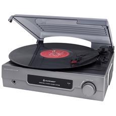PL200 Grigio piatto audio