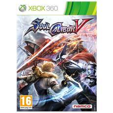 Videogioco Soul Calibur V per Xbox 360 Singolo e Doppio Picchiaduro 17412
