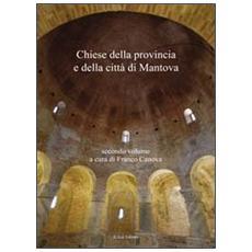 Chiese della provincia e della città di Mantova. Vol. 2
