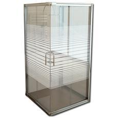 Pareti doccia e vasca prezzi e offerte pareti doccia e for Parete vasca bricoman
