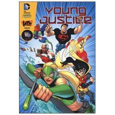 Young Justice. Kidz. Vol. 1